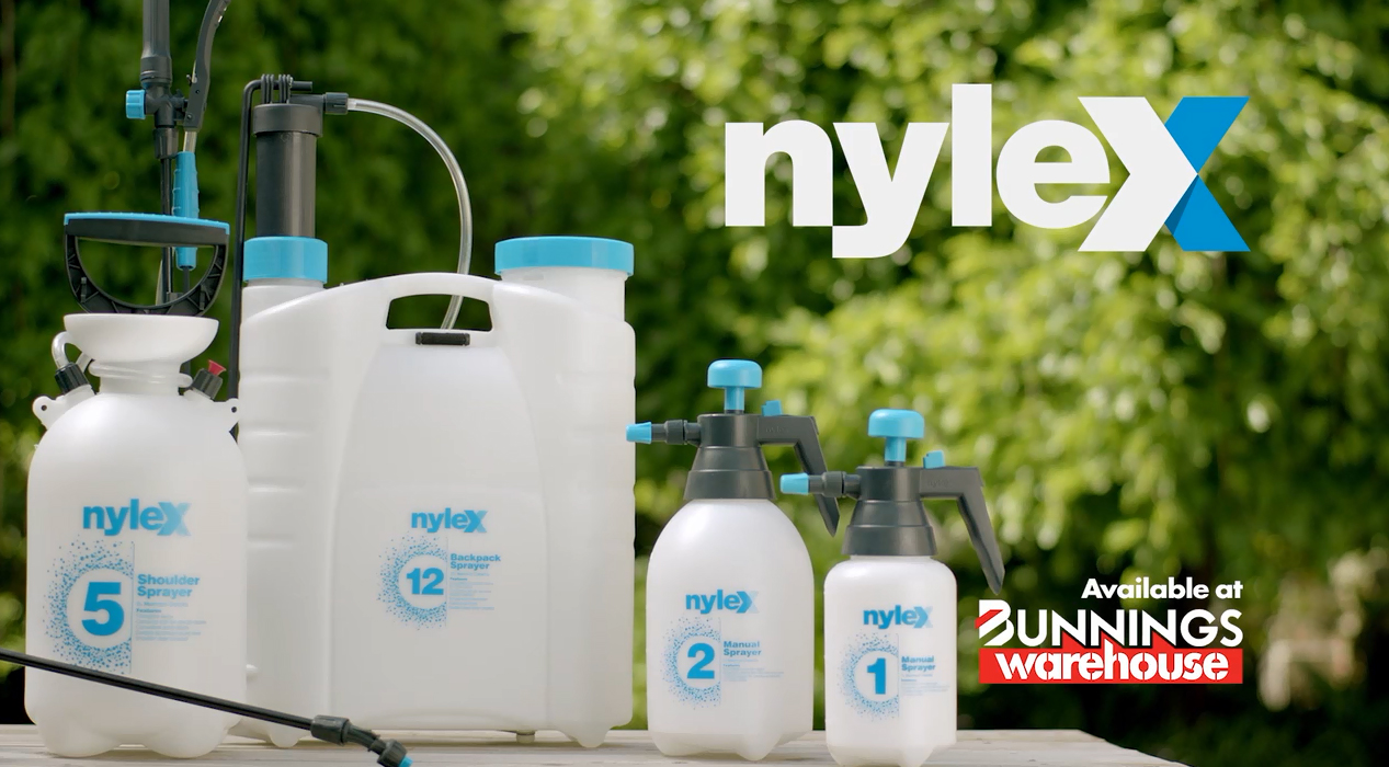 Nylex Garden Sprayer TV Commercial